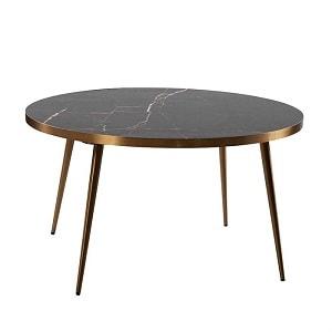 Mille Sofabord med imiteret Marmorplade