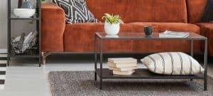 sofaborde med opbevaring