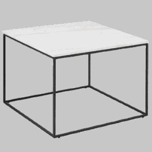 Firkantet Virage marmor bord