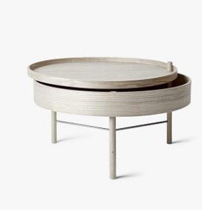 Turning Table i lys eg fra Menu