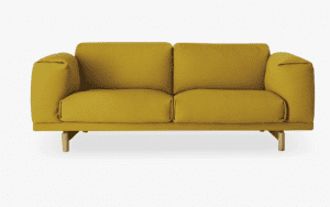 Muuto Rest Sofa - 2-Seater