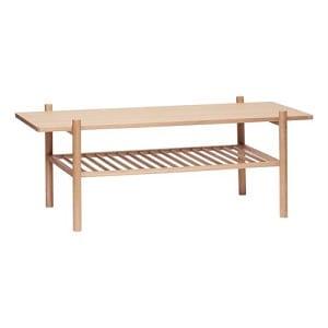 Hübsch Sofabord med hylde