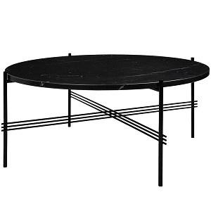 TS Coffee table Ø80 - Designer sofabord fra Gubi